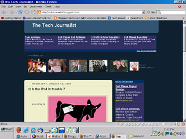 Techjournalist